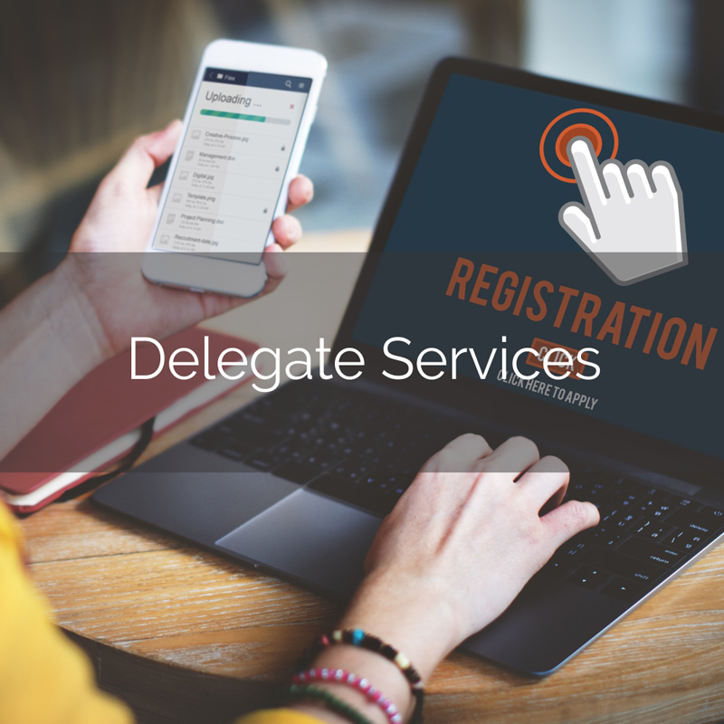 Delegate Services Think Business Events