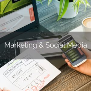 Marketing & Social Media Think Business Events