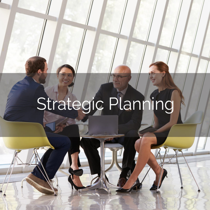 Strategic Planning Think Business Events