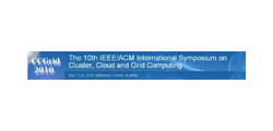 10th IEEE/ACM International Symposium on Cluster, Cloud and Grid Computing