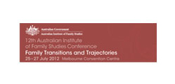 12th Australian Institute of Family Studies Conference