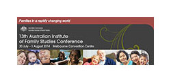 13th Australian Institute of Family Studies Conference