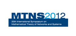 20th International Symposium on Mathematical Theory of Networks and Systems