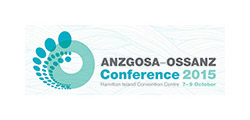 ANZGOSA – OSSANZ Joint Conference 2015
