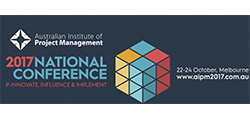 Australian Institute of Project Management 2017 National Conference