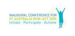 Inaugural OT AUSTRALIA NSW – ACT Conference 2009
