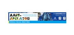 The Joint Australian Association for Research in Education and Asia Pacific Educational Research Association Conference