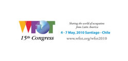 World Federation of Occupational Therapists Congress 2010