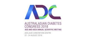 Australasian Diabetes Congress (ADC) 2018