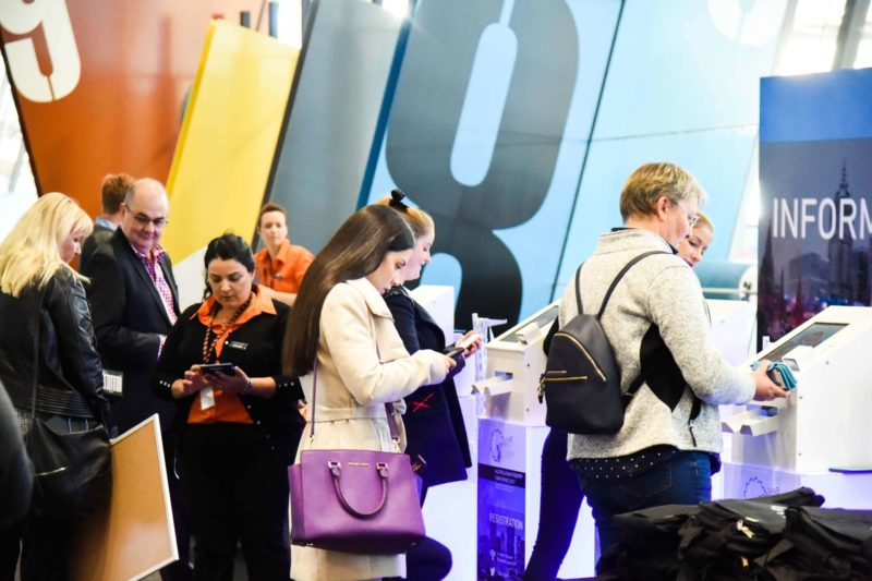 The conference onsite experience matters