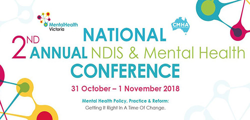 National NDIS & Mental Health Conference