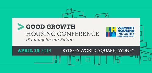 Good Growth Housing Conference 2019 (GGHC)