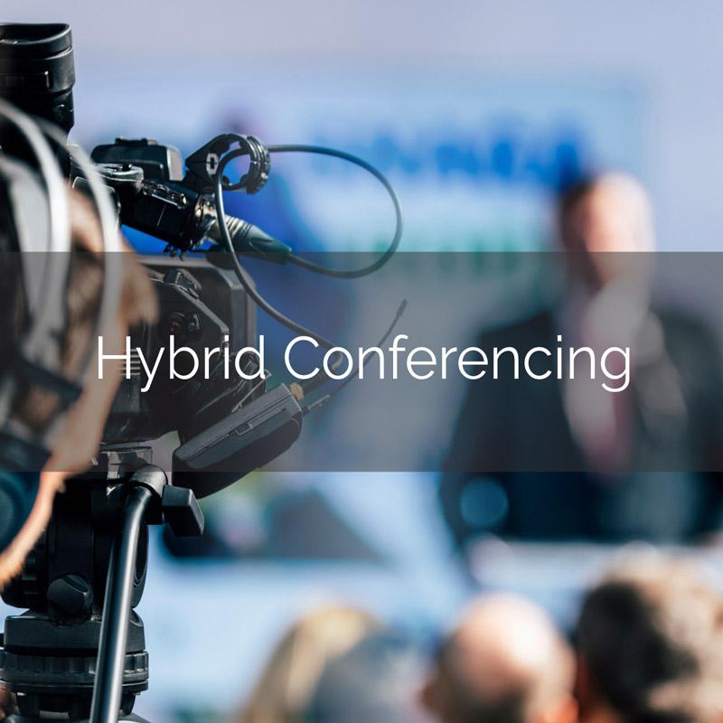 Hybrid Conferencing